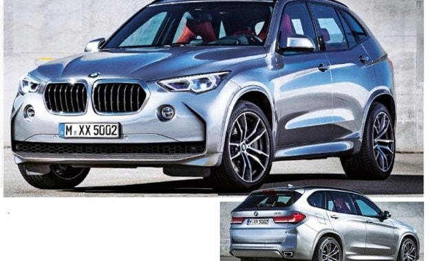 Най-мощната версия на новото BMW X5 с 600 к.с.