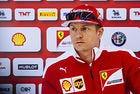 Кими преподписа с Ferrari