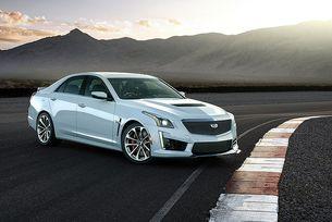 Cadillac подготви специален седан CTS-V
