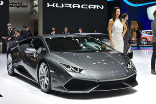 Lamborghini разработва високопроходим Huracan