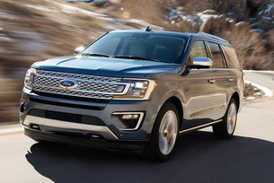 Ford ще направи Expedition и Navigator хибридни