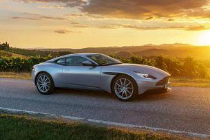 Тестват най-бързата версия на Aston Martin DB11 (видео)