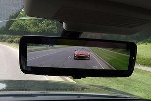 """Nissan разработи """"умно"""" огледало за обратно виждане"""