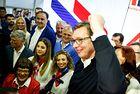 Bentley се вряза в кортежа на президента на Сърбия