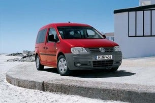 Caddy: най-продаваният Volkswagen за годината
