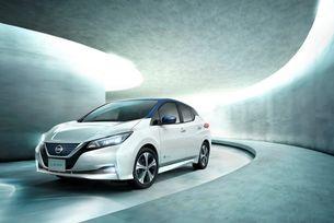 Nissan създаде новия електрически LEAF