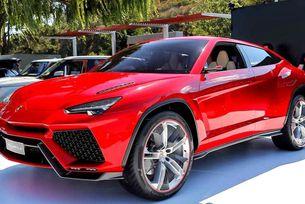 Кросоувърът Lamborghini Urus дебютира на 4 декември