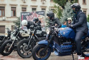 Отбелязваме  Деня в памет на загиналите мотористи