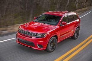 Hennessey направи Jeep Grand Cherokee с 1027 к.с.