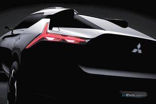 Mitsubishi възражда името Evolution с нов концепт