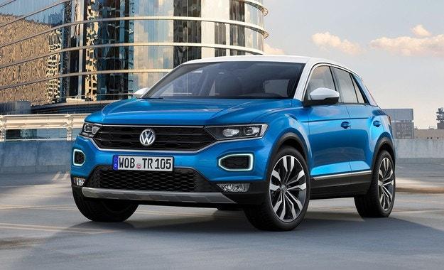 Volkswagen подготвя супермощна версия на T-Roc