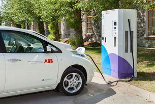 АBB доставя 117 зарядни станции за немски магистрали