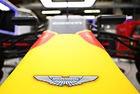 Aston Martin става водещ спонсор на Red Bull