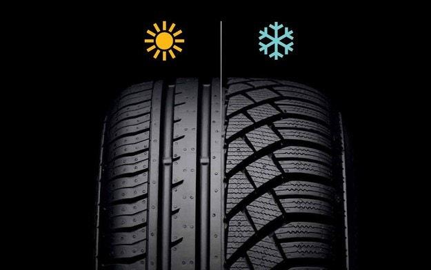 История на автомобилните гуми VI: Видовете гуми