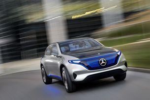 Mercedes-Benz инвестира 1 млрд. долара в САЩ