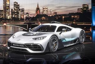Mercedes избра къде ще сглобява Project One