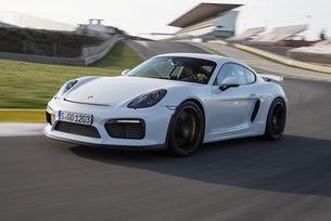 Porsche ще разработва наследник на Cayman GT4