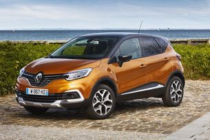Renault подготвя нов компактен кросоувър