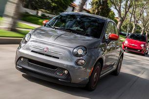 FCA губи 20 000 USD от всеки електрически Fiat 500
