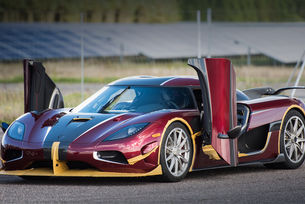 Koenigsegg подобри рекорда на Bugatti за ускоряване