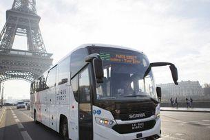 Ограниченията в Париж не промениха околната среда