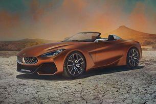 Известни са характеристиките на роудстъра BMW Z4