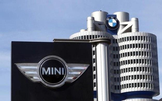 BMW ще прави автомобили Mini в Китай