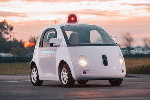 Разрешават тестове без шофьор в Калифорния