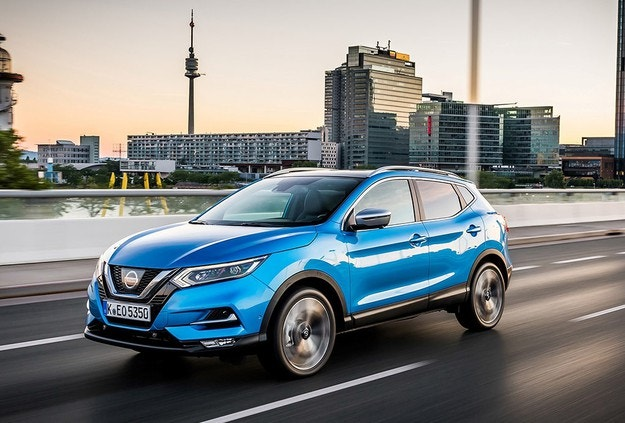 Nissan Qashqai влезе в първата тройка по продажби