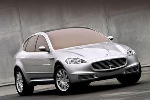 Maserati ще представи втори кросоувър през 2020 г.