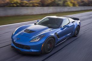 Chevrolet направи спортния модел Corvette още по-бърз