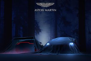 Aston Martin пусна първия тийзър на новия Vantage