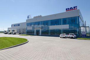 Нов търговско-сервизен комплекс на Турботракс