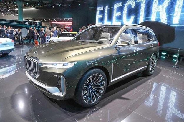 BMW ще разшири гамата на i-моделите при кросоувърите