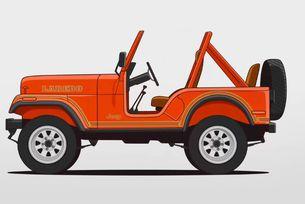 80-годишната еволюция на Jeep Wrangler във видео