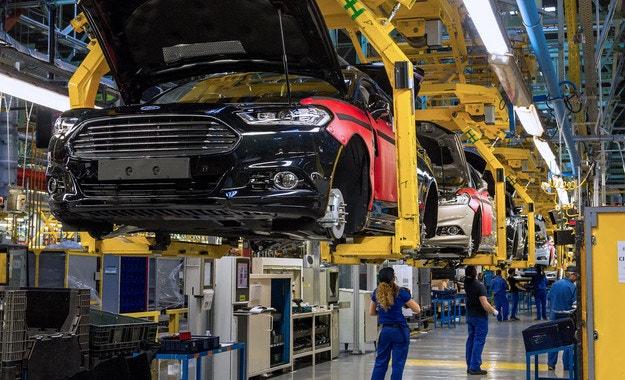 Ford инвестира 885 млн. долара за нов Kuga в Испания