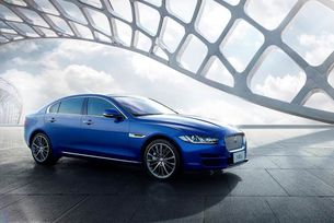 Jaguar XEL: Дълга версия специално за Китай