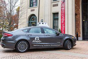 Автономните коли на Ford ще разбират пешеходците