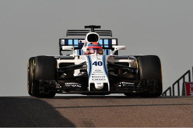Кубица направи 100 обиколки в Абу Даби