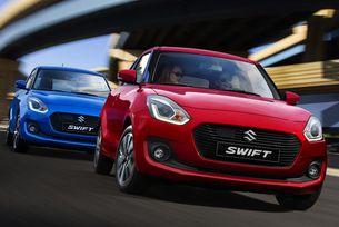 Suzuki Swift стана Автомобил на годината в Япония