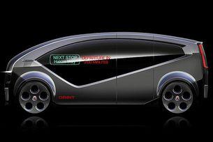 Fisker направи автономен електрически миниван