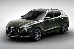Maserati планира да направи средно голям кросоувър