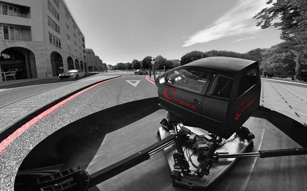 Honda инвестира в революционен симулатор