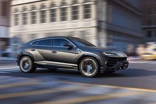 Хибридният Lamborghini Urus с мотор от Porsche