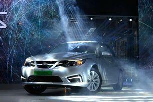 В Китай стартира електрически наследник на Saab 9-3