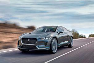 Land Rover подготвя кросоувър върху Jaguar I-Pace