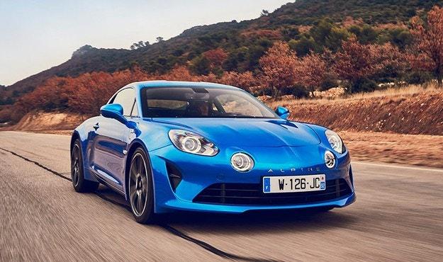 Новият Alpine с нова модификация и 300 к.с.