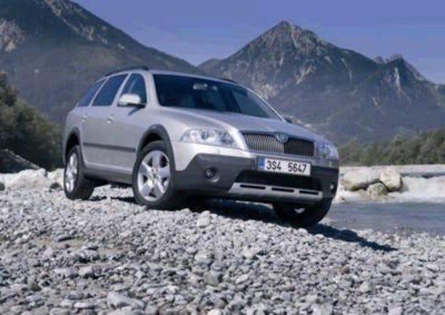 Skoda Octavia Scout: Продажбите започват през март