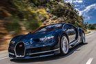 Bugatti ремонтира хиперавтомобили Chiron по целия свят