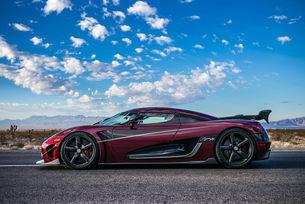 Koenigsegg: Световният рекорд на видеозапис